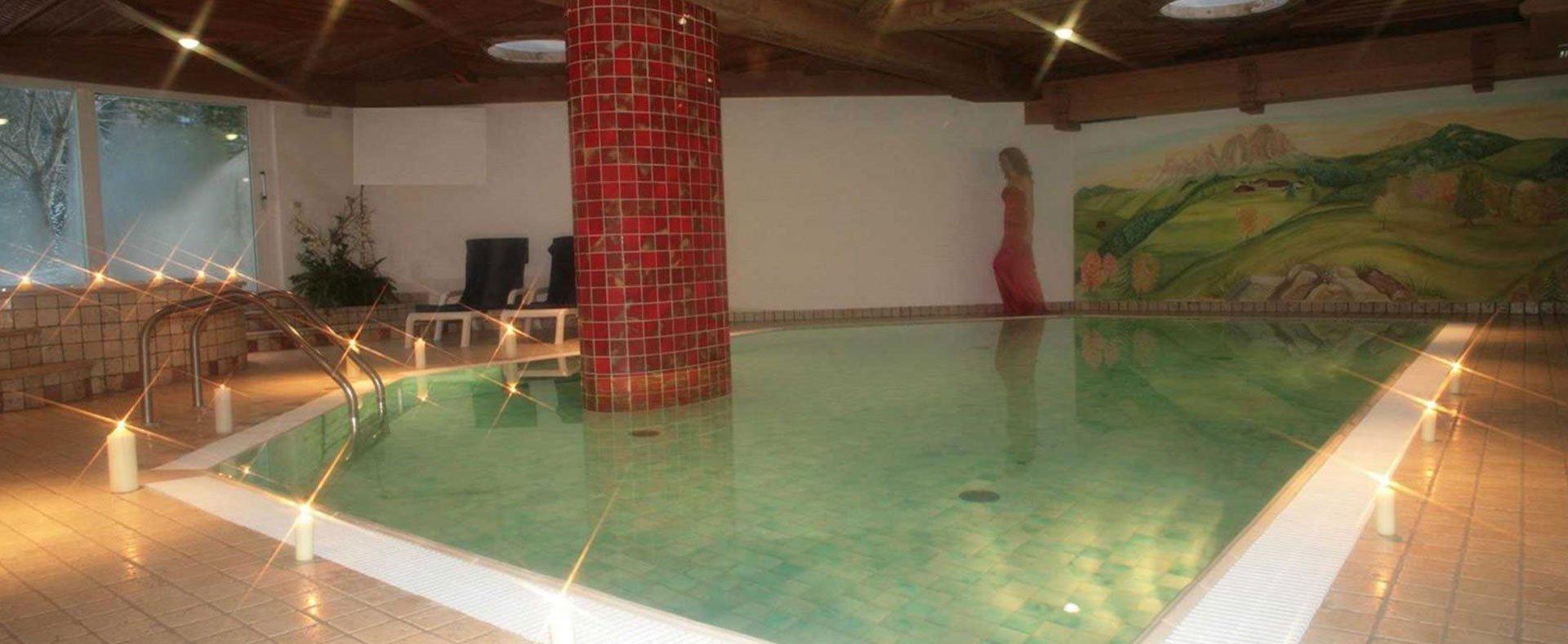 Hotel in Val di Fassa con piscina 1